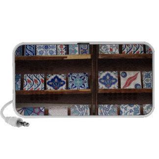 Turkish Tiles Doodle Speaker