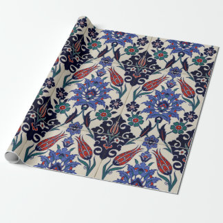 Turkish Tiles Wrapping Paper