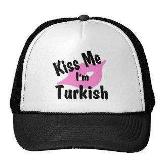 turkish trucker hat