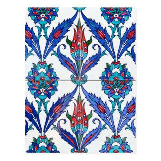 turkish tulips Postcard