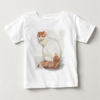 Turkish Van Baby T-Shirt