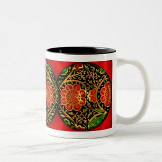 Turkish Van Red Madder Mug