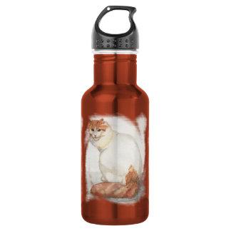 Turkish Van Water Bottle
