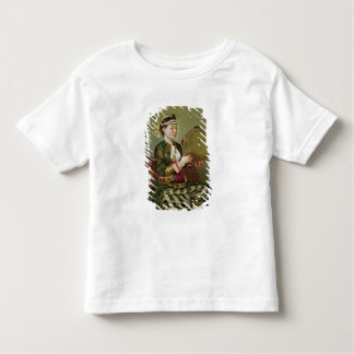 Turkish Woman with a Tambourine Toddler T-shirt