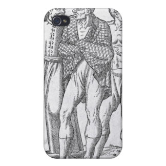Turkish Wrestlers iPhone 4 Covers