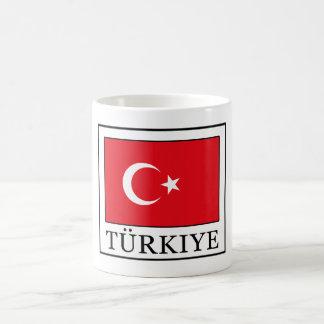 Türkiye Coffee Mug