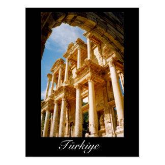 türkiye del ephesus tarjetas postales