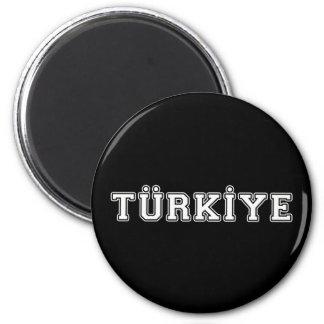 Türkiye Magnet