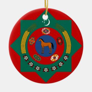 Turkmenistán Туркмения 1 Ornaments Para Arbol De Navidad