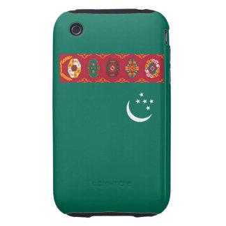 turkmenistan country flag case