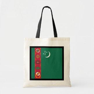 Turkmenistan Flag Bag