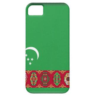 Turkmenistan Flag iPhone 5 Cases