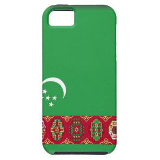 Turkmenistan Flag iPhone 5 Covers