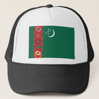 Turkmenistan Flag Hat