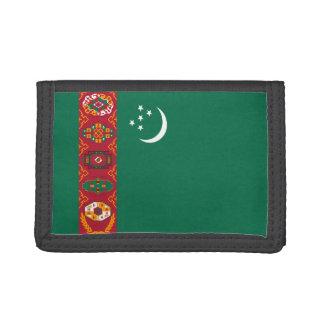 Turkmenistan Flag Wallet