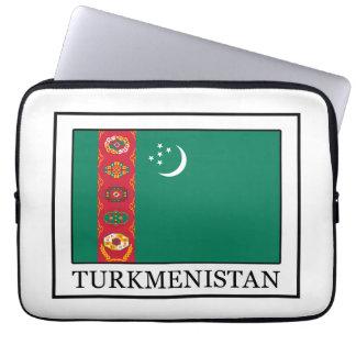 Turkmenistan laptop sleeve