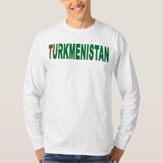 Turkmenistan Long sleeve T-Shirt