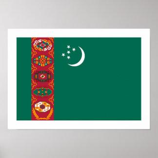 Turkmenistán Poster
