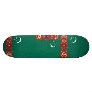 Turkmenistan Skateboard