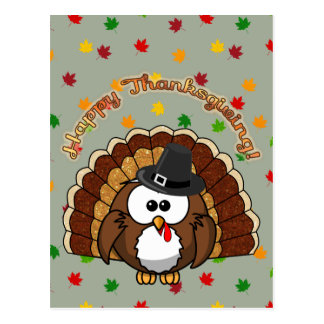 turkowl - Thanksgiving cards and more