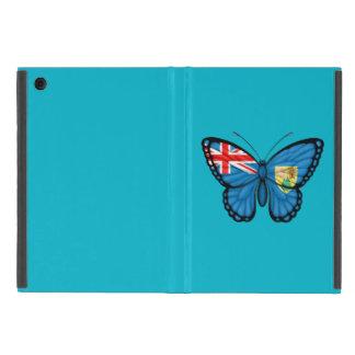 Turks and Caicos Butterfly Flag iPad Mini Case