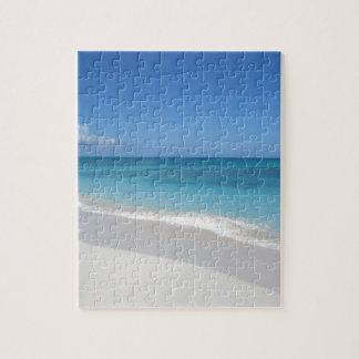Turks and Caicos Dream Beach Puzzle