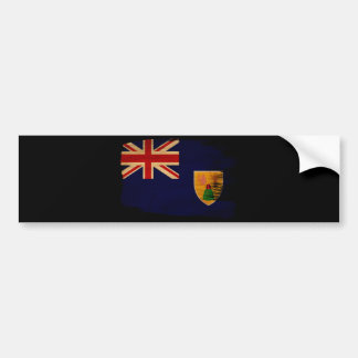 Turks and Caicos Flag Bumper Stickers