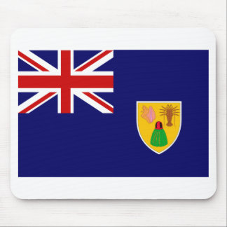 Turks and Caicos Flag Mouse Pad
