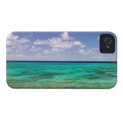 Turks and Caicos, Grand Turk Island, Cockburn 3 iPhone 4 Case-Mate Case