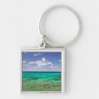 Turks and Caicos, Grand Turk Island, Cockburn 3 Keychain