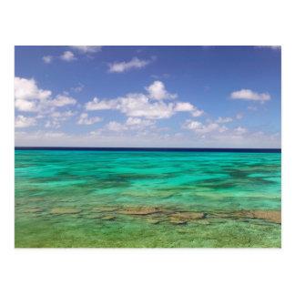 Turks and Caicos, Grand Turk Island, Cockburn 3 Postcard