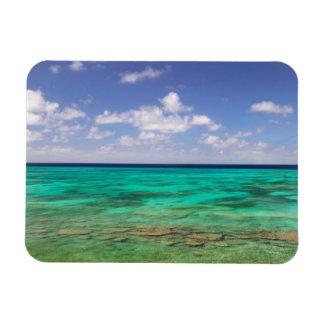 Turks and Caicos, Grand Turk Island, Cockburn 3 Rectangular Photo Magnet