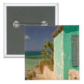 Turks and Caicos, Grand Turk Island, Cockburn 4 Button