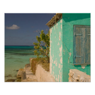 Turks and Caicos, Grand Turk Island, Cockburn 4 Poster