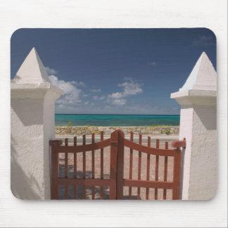 Turks and Caicos, Grand Turk Island, Cockburn 5 Mouse Pad