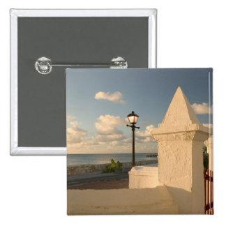 Turks and Caicos, Grand Turk Island, Cockburn Button