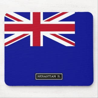 Turks and Caicos Islands Flag Mouse Pad