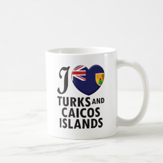 Turks and Caicos Islands. Coffee Mugs