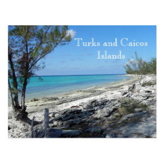 Turks and Caicos Islands _ postcard