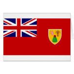 Turks and Caicos Islands, Reino Unido Tarjeton