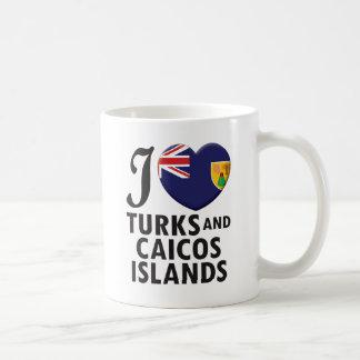 Turks and Caicos Islands. Taza
