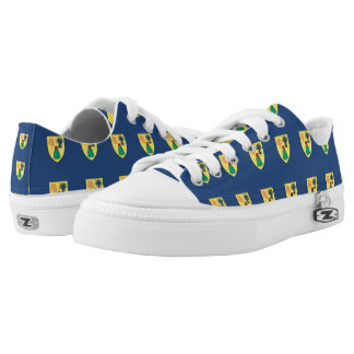 Turks and Caicos Low-Top Sneakers