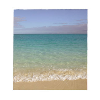 Turks and Caicos, Providenciales Island, Grace 2 Notepad