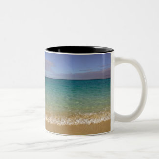 Turks and Caicos, Providenciales Island, Grace 2 Two-Tone Coffee Mug