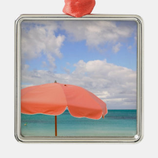 Turks and Caicos, Providenciales Island, Grace Metal Ornament