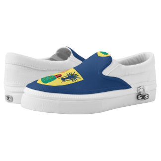 Turks and Caicos Slip-On Sneakers