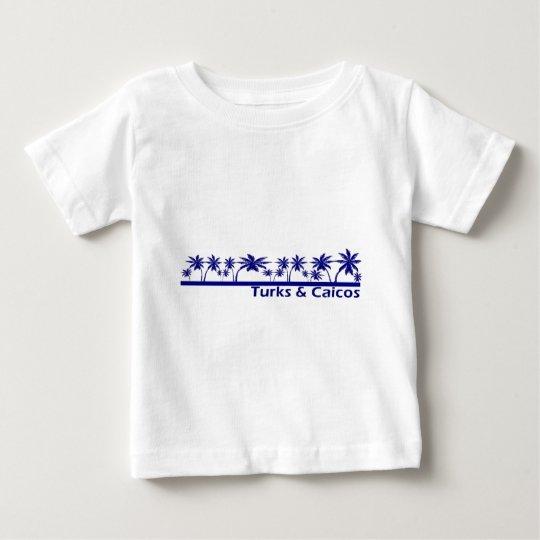 Turks & Caicos Baby T-Shirt