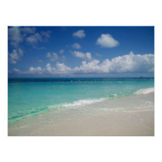 Turks & Caicos Beach Canvas Print