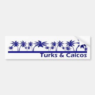 Turks Caicos Bumper Sticker