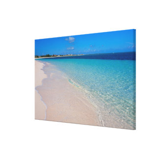 Turks & Caicos Club, Providenciales, Turks & Canvas Print